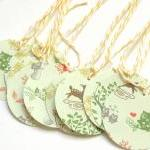Woodland Love Tags - Set of..
