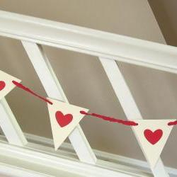 Heart Garland - 1 yard